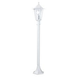 LATERNA 5 Kültéri állólámpa fehér E27 100cm 22995
