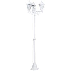 LATERNA 5 Kültéri állólámpa fehér E27 192cm 22996