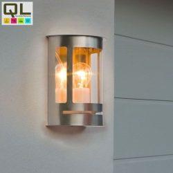 DARIL Kültéri fali lámpa acél E27 30173