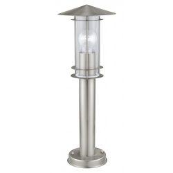 LISIO Kültéri állólámpa acél E27 50cm 30187