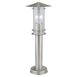 EGLO LISIO Kültéri állólámpa acél E27 50cm 30187