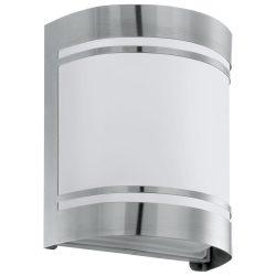 CERNO Kültéri fali lámpa acél E27 30191