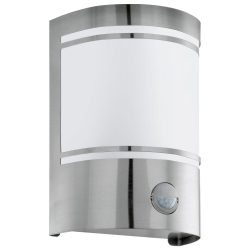 CERNO Kültéri fali lámpa acél E27 30192