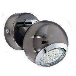 EGLO spot lámpa BIMEDA Fali  fekete LED 31005