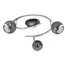 EGLO spot lámpa BIMEDA Fali  fekete LED 31007