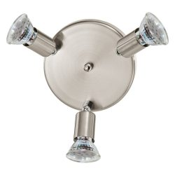 EGLO MINI spot lámpa 3X3W GU10-LED 31413