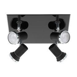 EGLO TAMARA 1 spot lámpa 4X3,3W GU10 33678