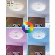 EGLO MILAZZO mennyezeti lámpa 18W RGB LED Bluetooth hangszóróval 33703