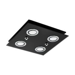 EGLO GRATTINO mennyezeti lámpa 4X3W GU10-LED 33804