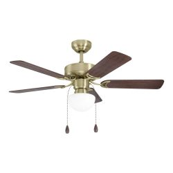 EGLO CADIZ 1X40W E27 menny. ventilátoros lámpa 35075