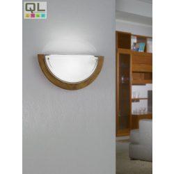 UFO 1 Fali lámpa tölgyfa E27 3893