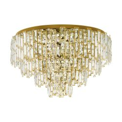 EGLO CALMEILLES mennyezeti lámpa 10X25W E14 39612