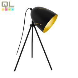 EGLO HUNNINGHAM asztali lámpa 1X60W E27 43007