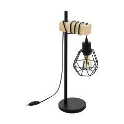 EGLO TOWNSHEND 5 asztali lámpa 1X60W E27 43136