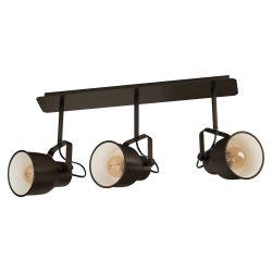 EGLO MITCHLEY spot lámpa 3X40W E27 43387