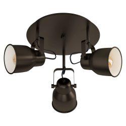 EGLO MITCHLEY spot lámpa 3X40W E27 43388
