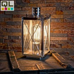 DONMINGTON Asztali lámpa króm E27 49279