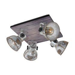EGLO spot lámpa BARNSTAPLE Mennyezeti   49653