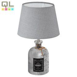 MOJADA Asztali lámpa szürke 49667