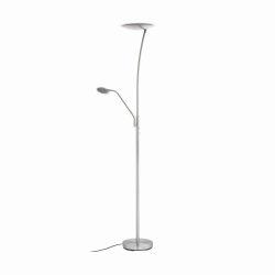 PENJA 1 LED Állólámpa nikkel LED 75316 KIFUTÓ