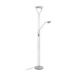 PENJA 1 LED Állólámpa nikkel 75317 KIFUTÓ