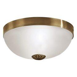 IMPERIAL Mennyezeti lámpa bronz E27 82741