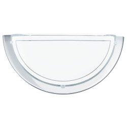 PLANET 1 Fali lámpa króm E27 83156