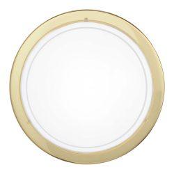 PLANET 1 Mennyezeti lámpa sárgaréz E27 83157