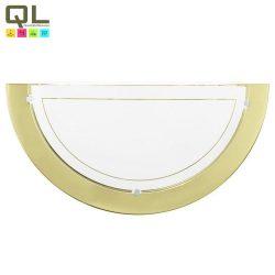 PLANET 1 Fali lámpa sárgaréz E27 83158