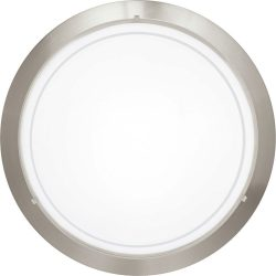 PLANET 1 Mennyezeti lámpa nikkel E27 83162