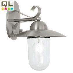 MILTON Kültéri fali lámpa acél E27 83588