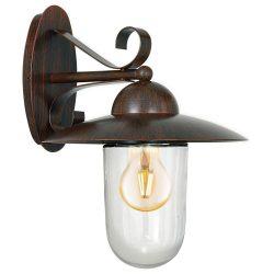 MILTON Kültéri fali lámpa antik E27 83589