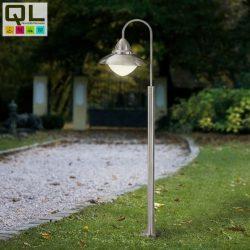 SIDNEY Kültéri állólámpa acél E27 83969