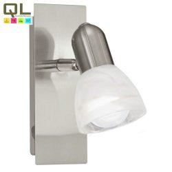 EGLO spot lámpa ARES 1 Mennyezeti  nikkel E14 86212
