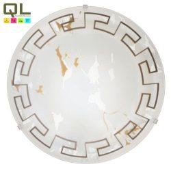 TWISTER Mennyezeti lámpa fehér E27 86873