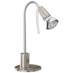 FOX 1 Asztali lámpa nikkel E14-R50 86955