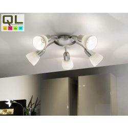 EGLO spot lámpa DAKAR 1 Mennyezeti  nikkel E14 88476