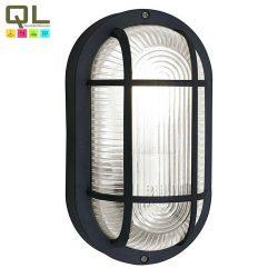 ANOLA Kültéri fali lámpa fekete E27 88802
