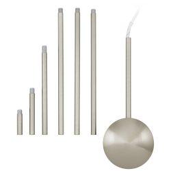 EXTENTION kábelcsatorna nikkel-matt 88969