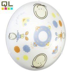 EGLO mennyezeti lámpa JUNIOR 2 Gyermek fehér E27 88972