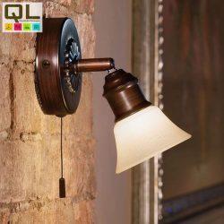 EGLO spot lámpa ALAMO fali  barna G9 89057