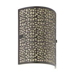 ALMERA Fali lámpa antik E14 89115