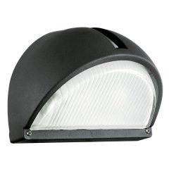 ONJA Kültéri fali lámpa fekete E27 89767