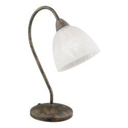 DIONIS Asztali lámpa rozsdaszínű E14 89899