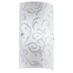 AMADORA Fali lámpa nikkel E14 90049