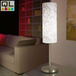 AMADORA Asztali lámpa nikkel E27 90051