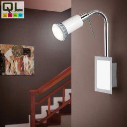EGLO spot lámpa ERIDAN Mennyezeti  nikkel LED 90823 KIFUTOTT TERMÉK