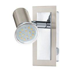 EGLO spot lámpa ROTTELO Mennyezeti  nikkel LED 90914