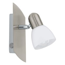 EGLO spot lámpa ENEA fali  nikkel E14 90982