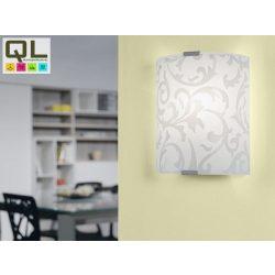 GRAFIK Fali lámpa króm E27 91245